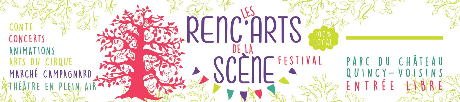 Festival Les Renc'Arts de la Scène