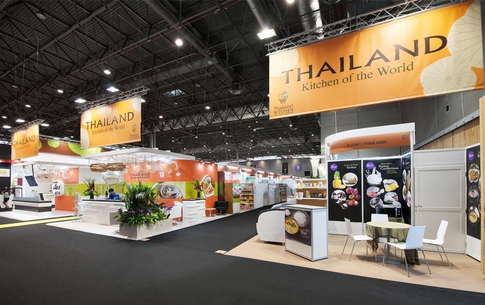Pavillon de la Thailande
