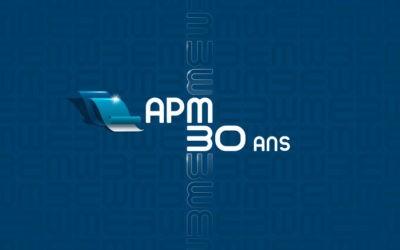 Les 30 ans d'APM