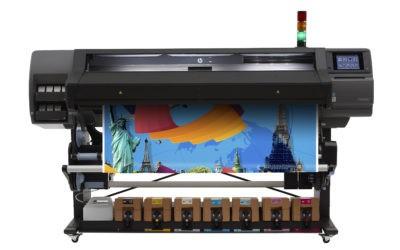 HP Latex 570 – Notre nouvelle imprimante écologique