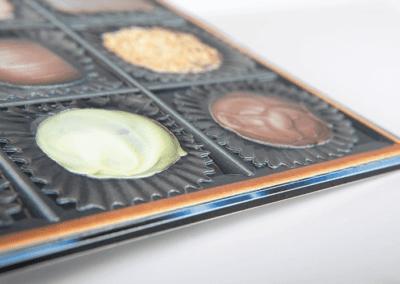 Impression relief touchstone effet texturé