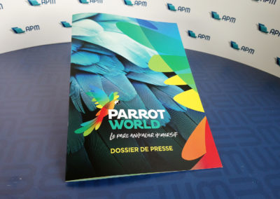 Parrot Wolrd - Dossier de presse