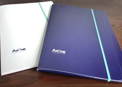 Axone - Pochettes cartonnées