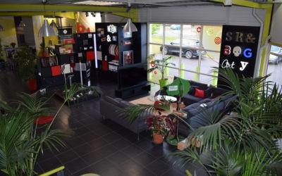 Nouvel Espace Showroom