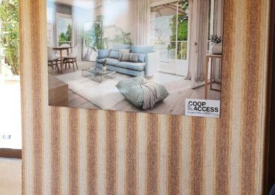 Coop Access Panneau Photo