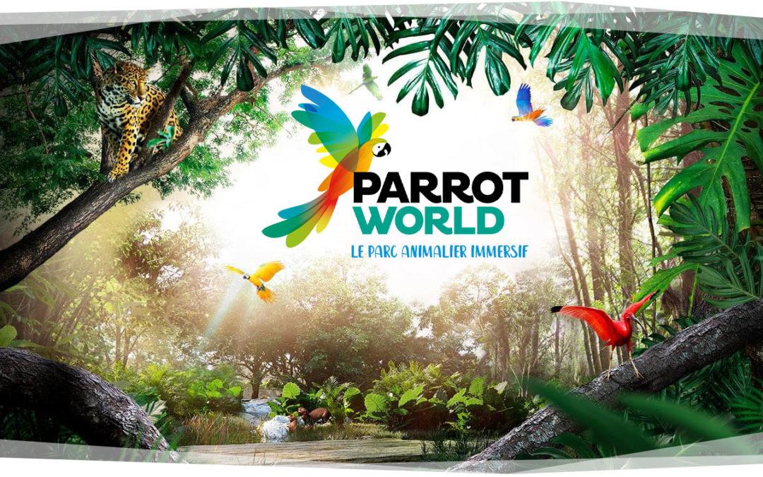 APM – Fournisseur de Parrot World