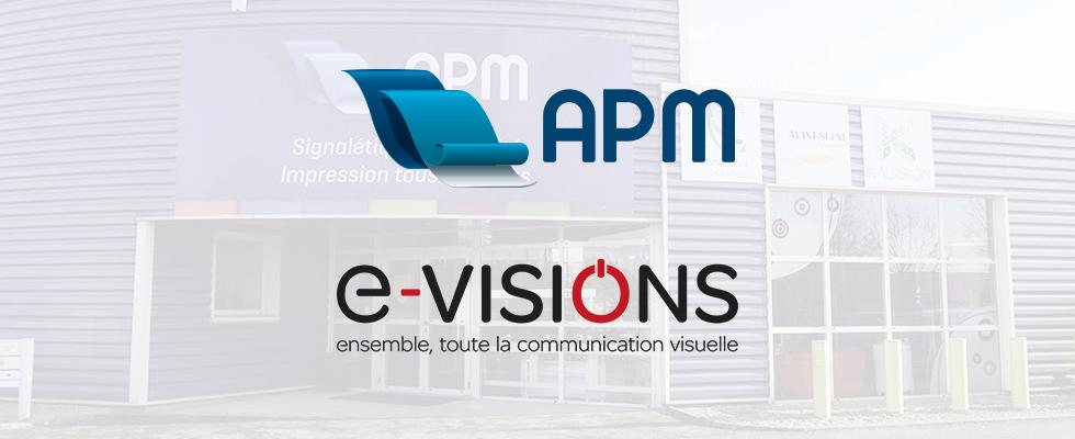 APM membre d'e-visions