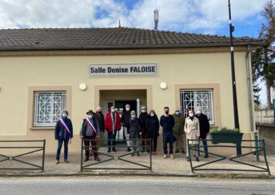 salle communale Denis FALOISE